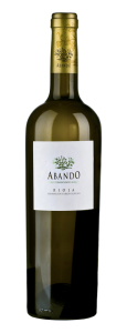 Abando White Barrel Fermented