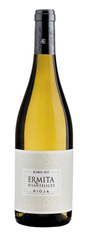 Bottle of Ermita San Felices White
