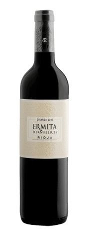 Bottle of Ermita San Felices Crianza