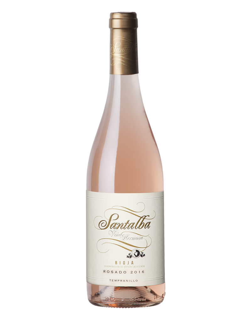 Santalba Viña Hermosa Rosé