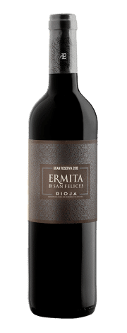 Bottle of Ermita San Felices Gran Reserva