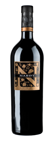 Bottle of Nabot Single Vineyard