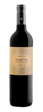 Bottle of Ermita San Felices Reserva