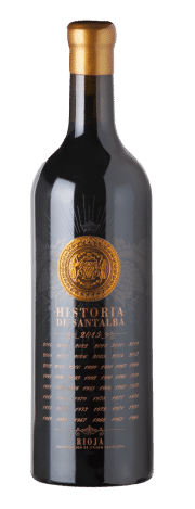 Bottle of Historia de Santalba