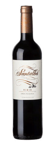 Bottle of Santalba Viña Hermosa Gran Reserva