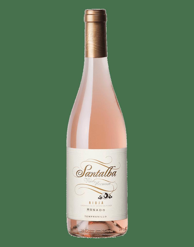 Santalba Viña Hermosa Rosado