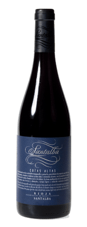 Bottle of Santalba Cotas Altas